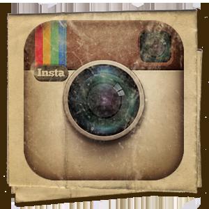 logo instagram vintage